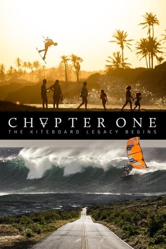 Poster of Chapter One: The Kiteboard Legacy Begins