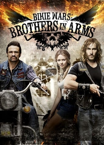 Poster of Bikie Wars: Brothers in Arms
