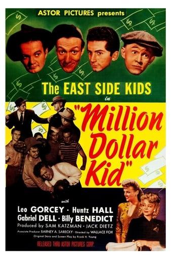 Poster of Million Dollar Kid