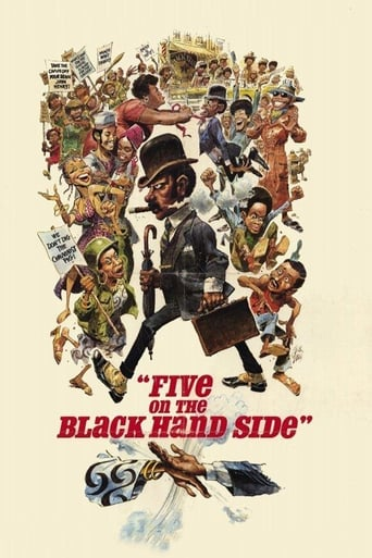 Poster of Five on the Black Hand Side