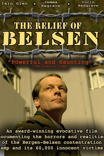 Poster of The Relief of Belsen