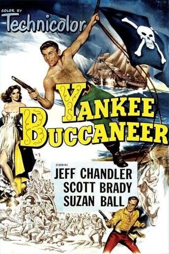 Poster of Yankee Buccaneer