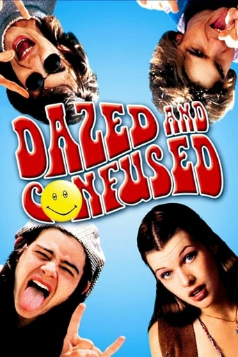 Dazed and Confused (1993) - poster