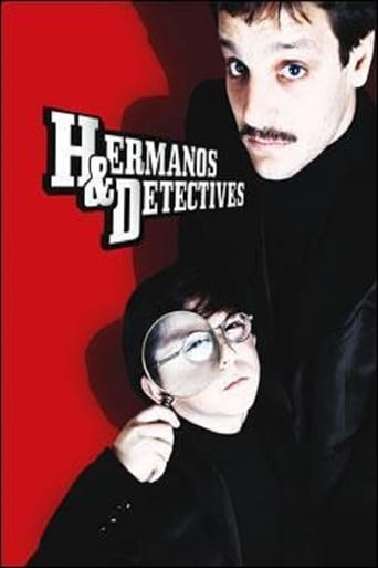 Poster of Hermanos y detectives
