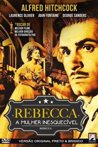 Rebecca, a Mulher Inesquecível - Poster