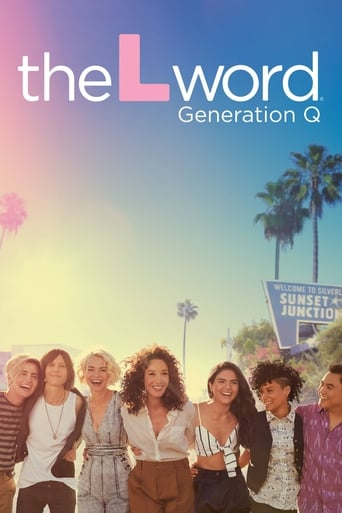 The L Word: Generation Q Poster