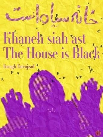 Das Haus ist schwarz