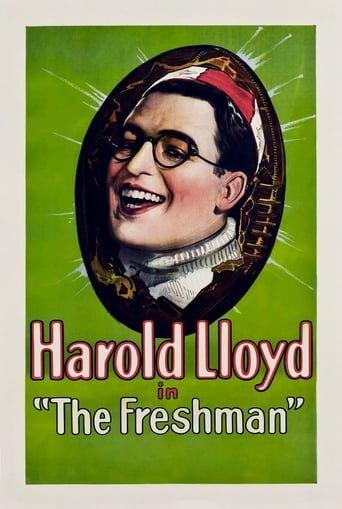 Poster of The Freshman