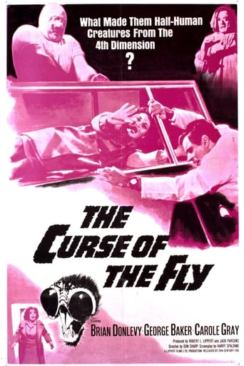 Poster of Curse of the Fly