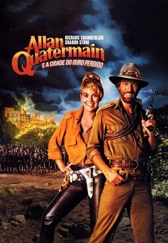 Allan Quatermain e a Cidade do Ouro Perdido - Poster