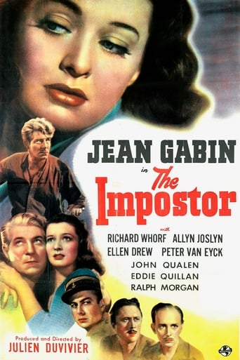 Poster of The Impostor