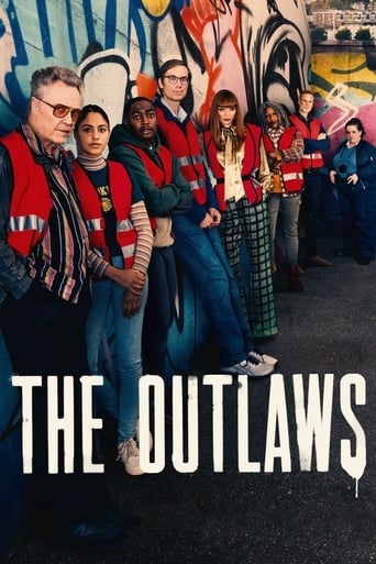 Poster The Outlaws