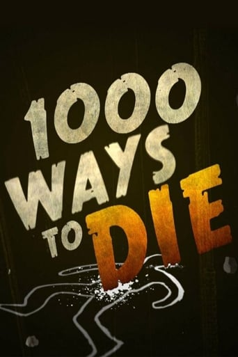 1000 Ways to Die Poster