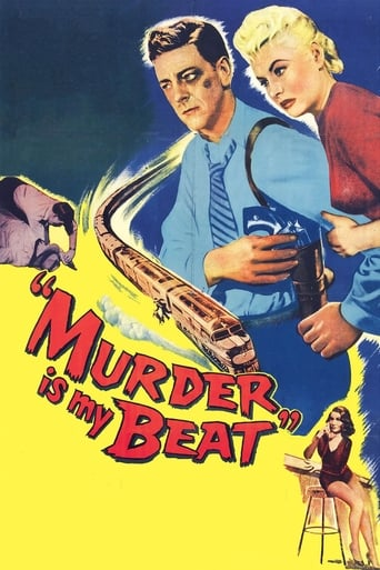 Poster of Murder Is My Beat