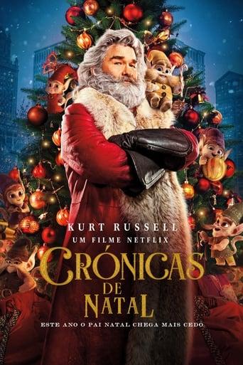 Crônicas de Natal - Poster