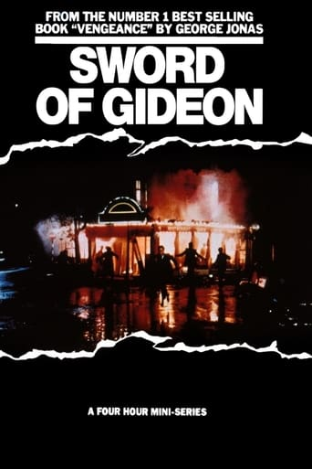 Poster of Sword of Gideon