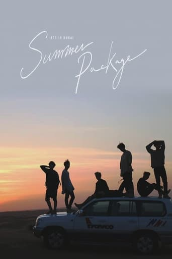 BTS Summer Package in Dubai