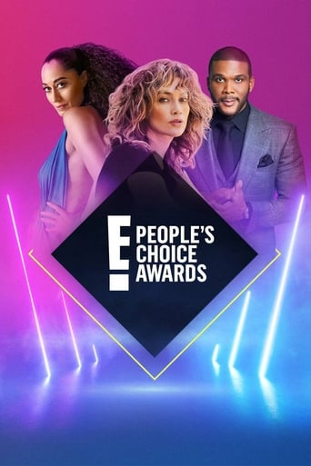 Poster of E! People's Choice Awards