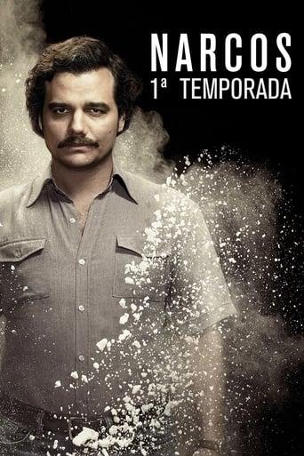 Narcos 1ª Temporada - Poster