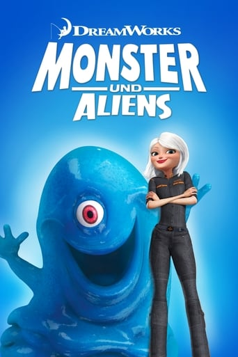 Monsters vs Aliens - Animation / 2009 / ab 6 Jahre