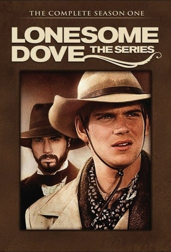 Poster of Lonesome Dove: The Series