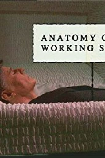 Poster of Anatomy of a Working Stiff