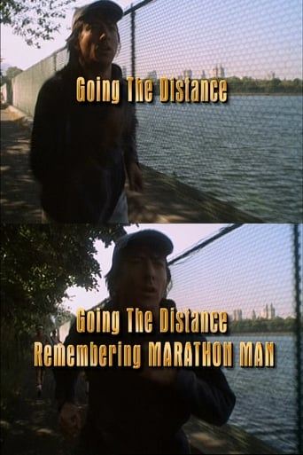 Poster of Going the Distance: Remembering 'Marathon Man'