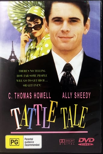 Poster of Tattle Tale