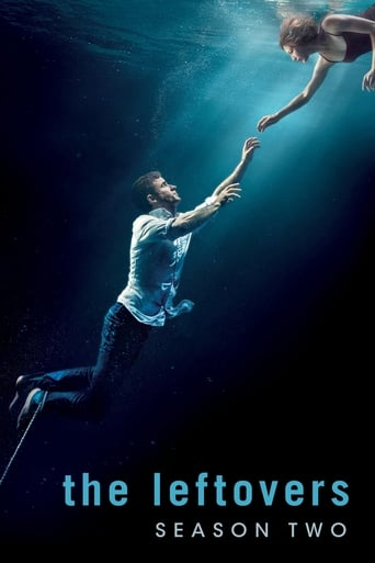 Likusieji / The Leftovers (2015) 2 Sezonas