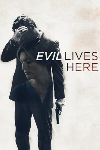 Evil Lives Here Movie Poster