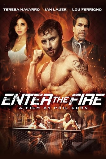 Poster of Enter the Fire