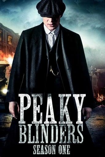 Birmingemo gauja / Peaky Blinders (2013) 1 Sezonas LT SUB