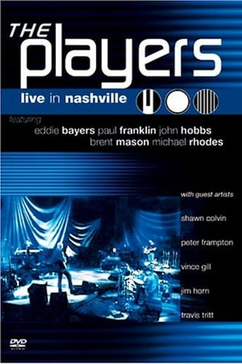 Poster of The Players - Live in Nashville