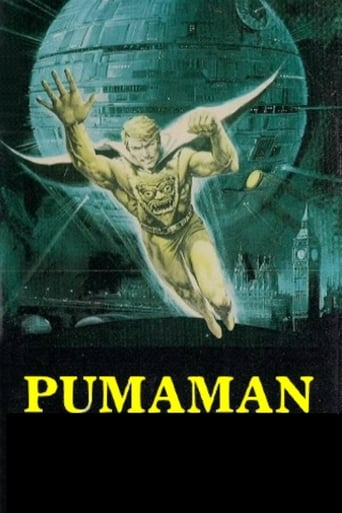 Poster of The Pumaman