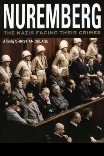 Poster of Nuremberg - Les nazis face à leurs crimes