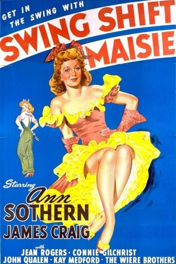 Poster of Swing Shift Maisie