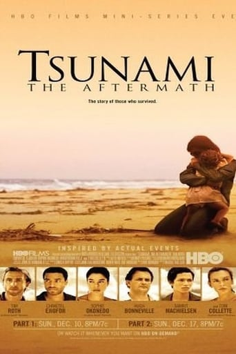 Poster of Tsunami: The Aftermath