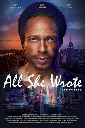 Poster of All She Wrote