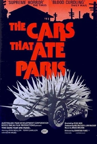 Poster of The Cars That Ate Paris