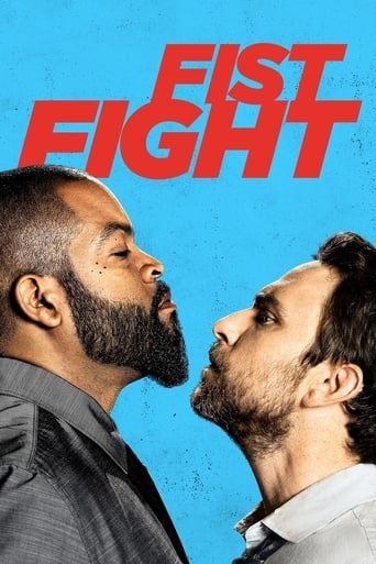Official movie poster for Fist Fight (2017)