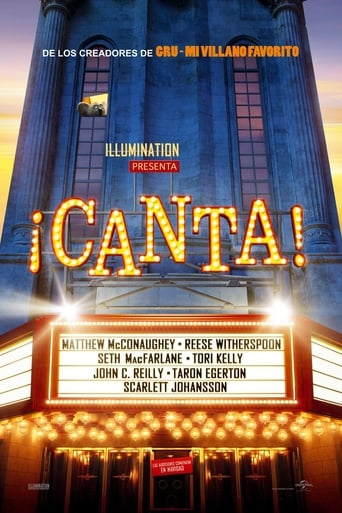 Poster of ¡Canta!