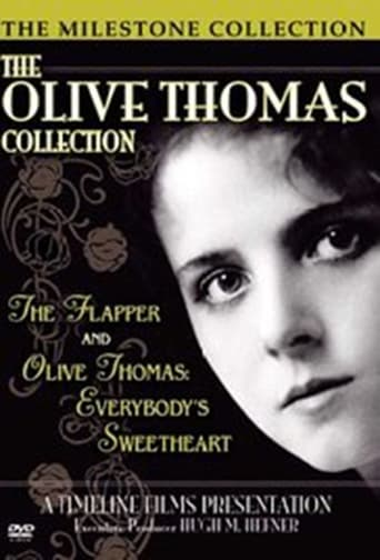 Poster of Olive Thomas: The Most Beautiful Girl in the World