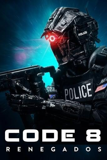 Code 8: Renegados - Poster