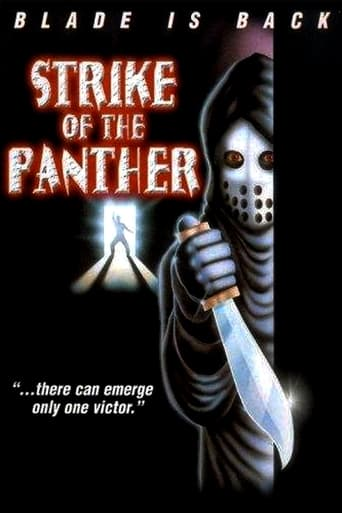 Poster of Strike of the Panther
