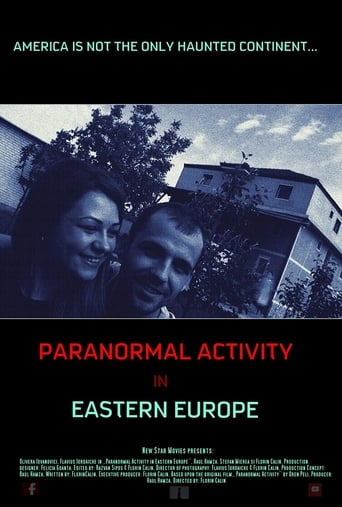 Paranormal Activity In Eastern Europe