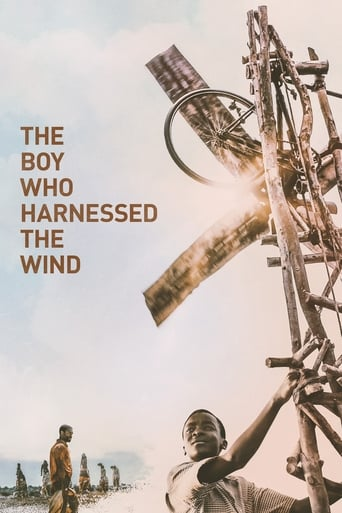 The Boy Who Harnessed the Wind Poster