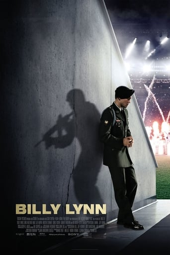 Poster of Billy Lynn