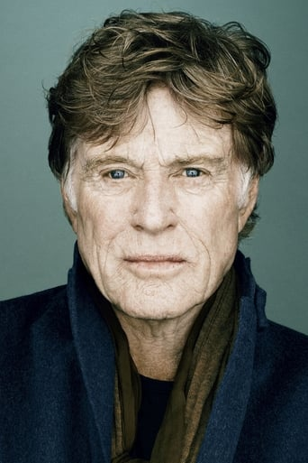 Robert Redford alias Alexander Pierce