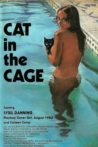 Poster of Cat in the Cage