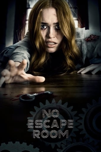 Poster of No Escape Room